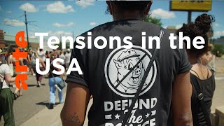Usa protests: a summer in minneapolis | arte documentary -