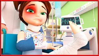 Faking Sick +The BEST SONGS For Children - Banana Cartoon Original Songs [HD]