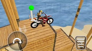 Tricky Wheels 2017 (by Tapinator) FINALE - Android Gameplay HD - Extreme Motor Bike Games For Kids