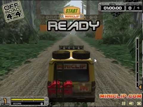 4x4 Off Road >> Offroad 4x4 - Off Road Gameplay - Miniclip Games To Play ...