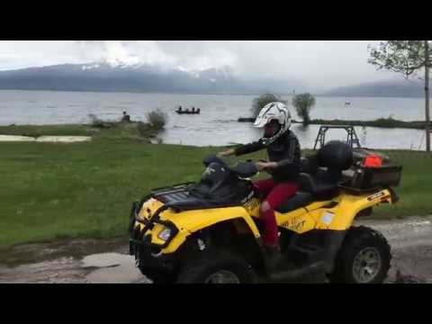 ATV Surprise for the kids!