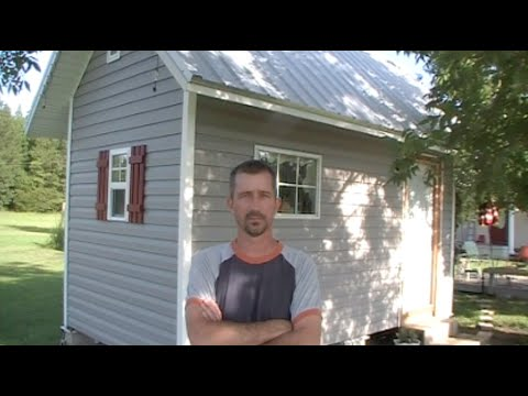 My Tiny House Project #36 Season Finale!