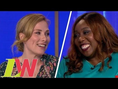 Rosie Marcel Is Thrilled That Chizzy Akudolu Will Be Returning to Holby City | Loose Women