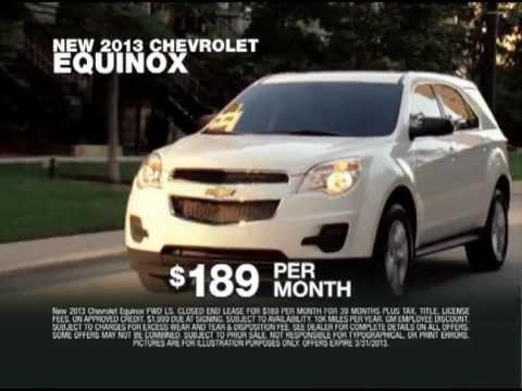 2013 Chevrolet Equionx   Williams Chevrolet, Traverse City, Michigan