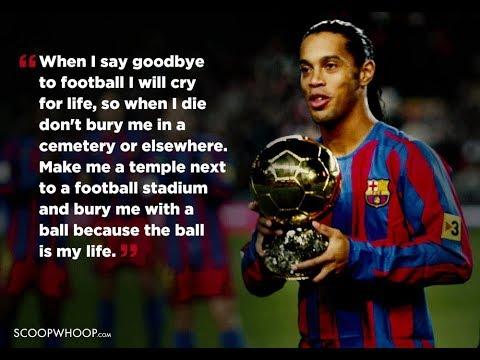 Ronaldinho - FAREWELL LEGEND 2018 - Retirement