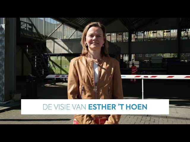 De visie van Esther 't Hoen (ministerie van BZK) | Transitieteam Circulaire Bouweconomie