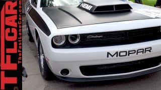 Dodge Challenger V10 Mopar Drag Pak Videos