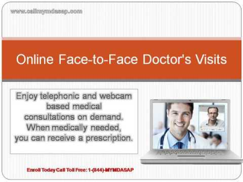 Online Web Doctor - CALL MYMD ASAP