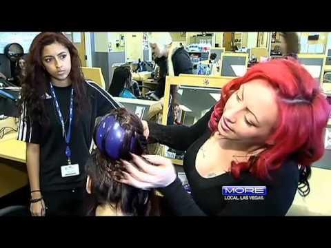 Marinello Beauty School featured on FOX5 Las Vegas