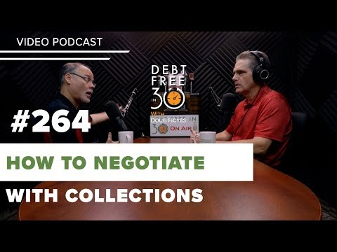 How To Negotiate With A Collection Agent
