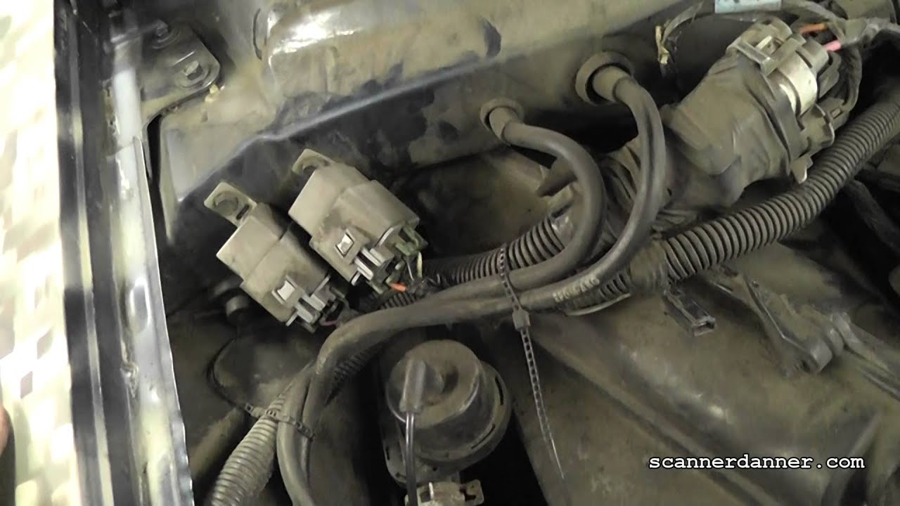 Fuel Pump Electrical Circuit Diagnosis No Pressure Testing Gm 1998 Jeep Wrangler Wiring Diagram Youtube