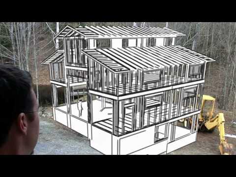 3 Car Monitor Style Garage Plans - My DIY Dream Garage Build - Introduction - HD