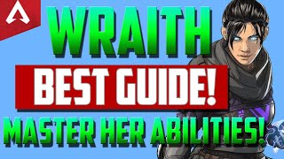Apex Legends Wraith Advanced Tips That Every Player Needs to Know!