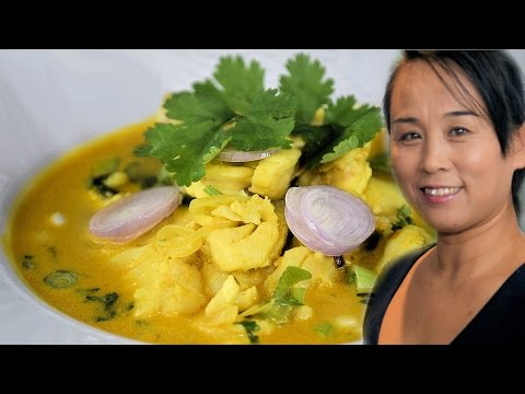 Chinese Special Fish Curry Recipe (Chinese Style Cooking Recipe)
