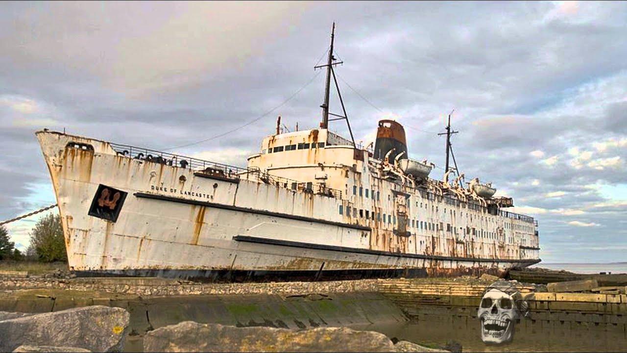 Abandoned Ww2 Ships Exploring 2016 Abandoned Ghost