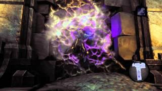 [14] Darksiders II. Царство мёртвых. Город мёртвых