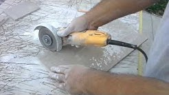 You don't need a wetsaw