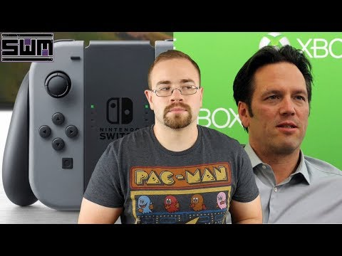 News Wave! - The Nintendo Switch Gets Video Capture And Japanese Devs Doubt Microsoft's Commitment