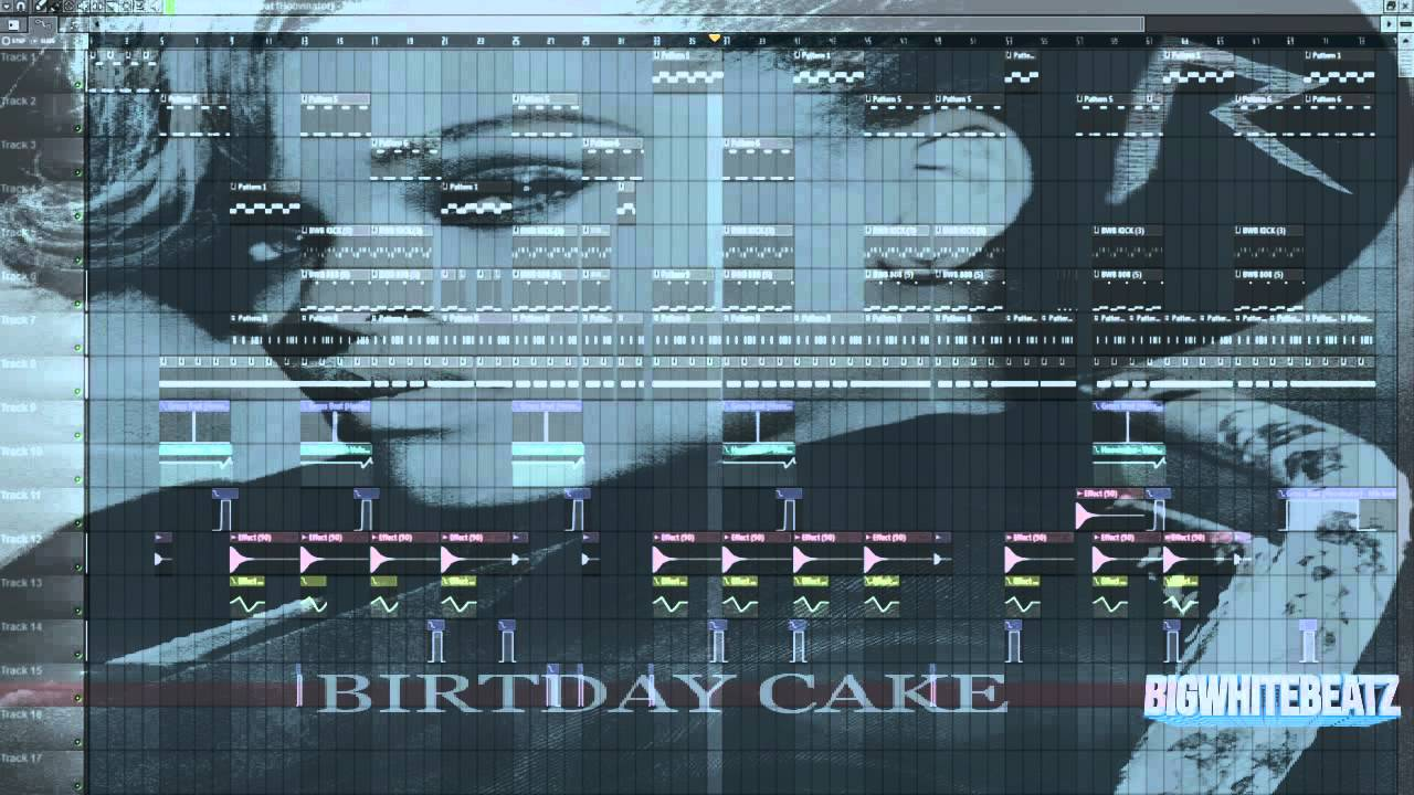 Rihanna birthday cake full song free download.