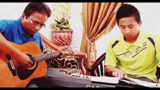 Broery Marantika cover - Biarlah Bulan Bicara (Feat. Razi & Firdaus)