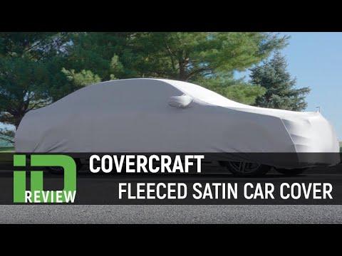 Covercraft Custom Fit Car Cover for Select Ford 48 Models Black FS3699F5 Fleeced Satin