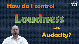 Simple step-by-step demonstration how to control Loudness with Auda...