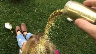 The Greatest Glitter Revenge Ever Caught On Video