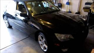 DIY: Lexus IS300 Clutch Replacement Part 1 of 2