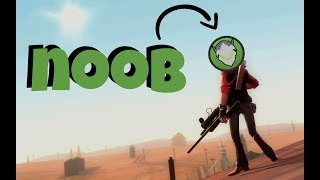 Teaching a noob how to play TF2! (with Wolf & Sam!)