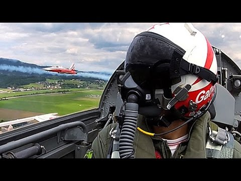 Patrouille Suisse Airpower 2013