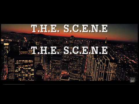 ESKIMO CALLBOY X FRONZILLA - THE SCENE LYRICS VIDEO