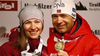 Уле Эйнар Бьорндален величайший биатлонист современности
