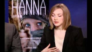 Director Joe Wright And Actress Saoirse Ronan Talk 'Hanna'