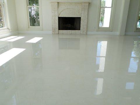 How to install tile Teppo Interiors 24 x 24 White