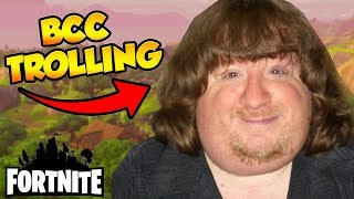 BCC TROLLING FACE REVEAL?! - Fortnite Funny Fails and WTF Moments! #3 (Daily Moments)