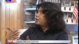 # SPM - OBSES MELUKIS MOTOR [16 OGOS 2015]