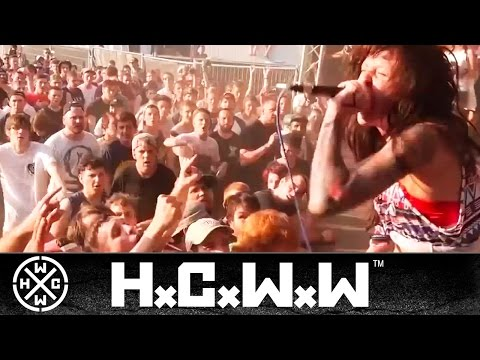 WOLF DOWN - STRAY FROM THE PATH - HARDCORE WORLDWIDE (OFFICIAL HD VERSION HCWW)