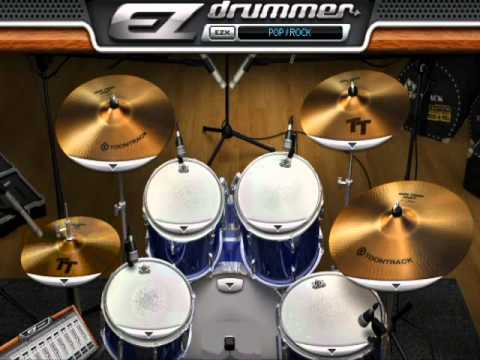 Kungpow Chickens - Lagu Puasa Part 2 (EZdrummer cover).wmv