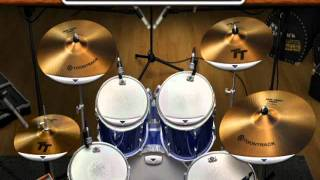 Kungpow Chickens - Lagu Puasa Part 2 (EZdrummer cover).wmv