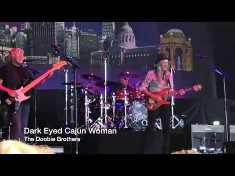 The Doobie Brothers - Dark Eyed Cajun Woman - YouTube