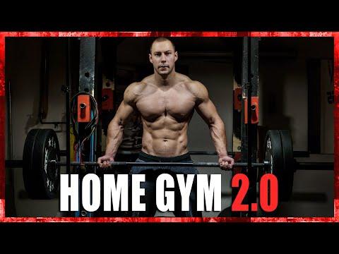 Home Gym selber bauen, ATX Equipment Review. Training zu Hause, was du benötigst.
