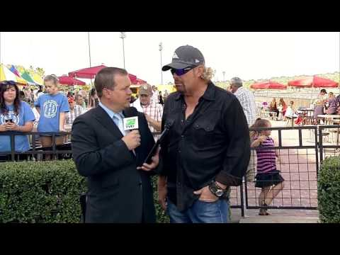 Toby Keith Joins TVG at Remington Park