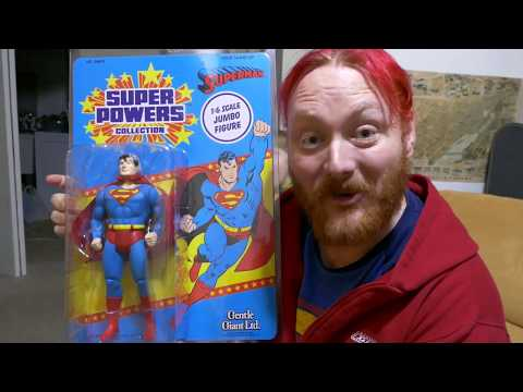 ⭐⭐⭐Gentle Giant LTD Super Powers Collection Superman ⭐⭐⭐