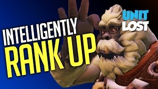 Overwatch - How to Intelligently RANK UP!