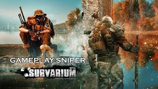 Testando o Game Survarium Sniper Gameplay Grátis Tenkashy