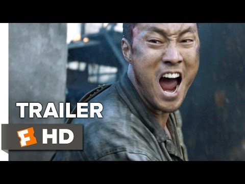 The Battleship Island Official Trailer 1 (2017) - Joong-ki Song Movie