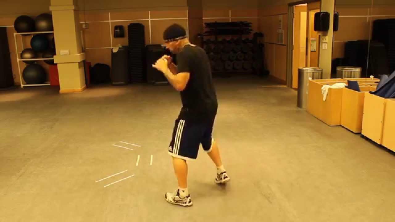 Footwork Drill - Footwork Drill