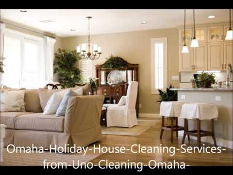 Holiday House Cleaning Services Omaha 402 810 6322