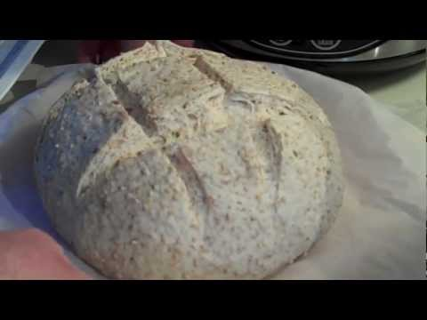 Pain de Campagne in the Dutch Oven