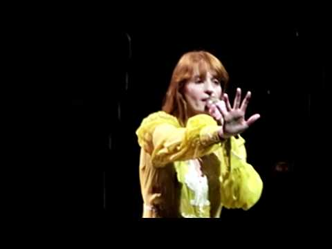 Florence + The Machine Live Clips From High As Hope Tour 2018 Concert Philadelphia Wells Fargo